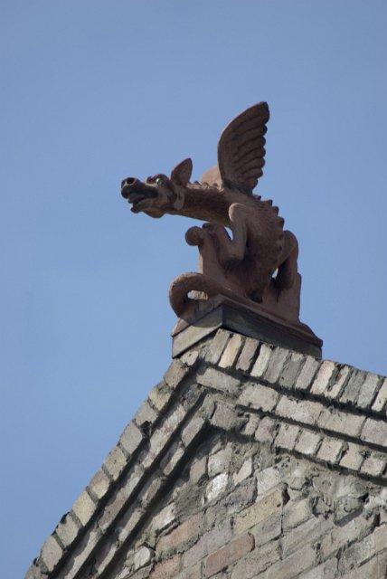 Image Of Gargoyle Dragon Creepyhalloweenimages