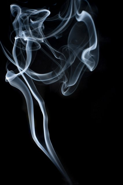 image of ghost vapor