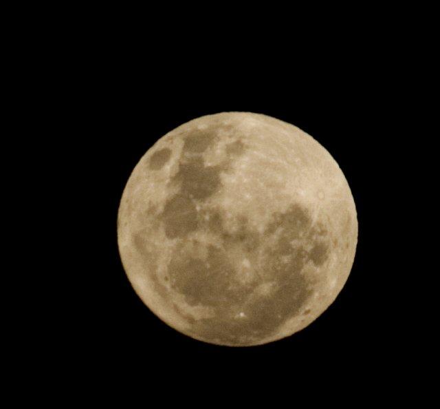 Image Of Full Moon Creepyhalloweenimages