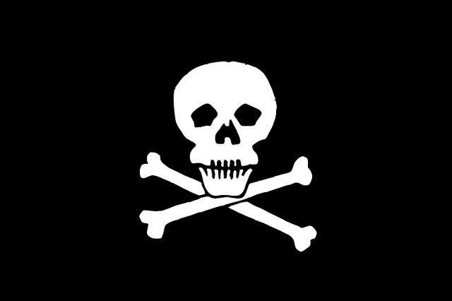 Image of skull with teeth | CreepyHalloweenImages